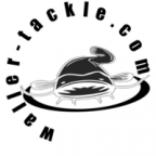 waller-tackle logo + shop